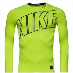 Boys Nike Compression Shirt